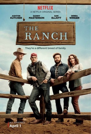 """The Ranch"" - Movie Poster (thumbnail)"