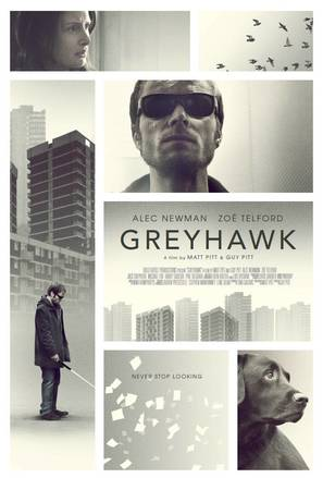Greyhawk - British Movie Poster (thumbnail)