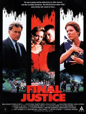 A Matter of Justice - Movie Cover (thumbnail)