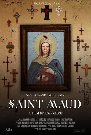 Saint Maud - Movie Poster (thumbnail)
