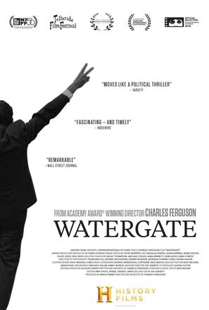 Watergate - Movie Poster (thumbnail)