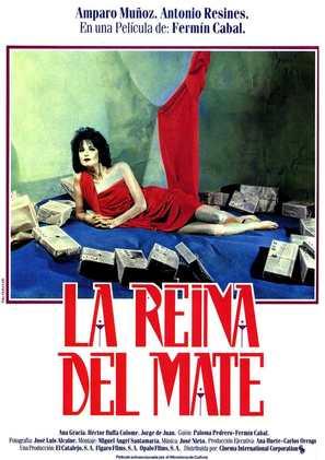 Reina del mate, La - Spanish Movie Poster (thumbnail)
