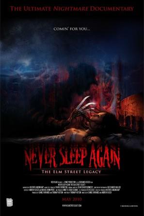 Never Sleep Again: The Elm Street Legacy - Movie Poster (thumbnail)