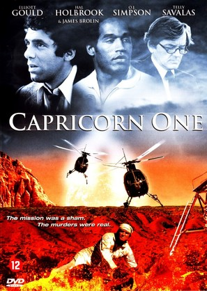 Capricorn One - Dutch Movie Cover (thumbnail)