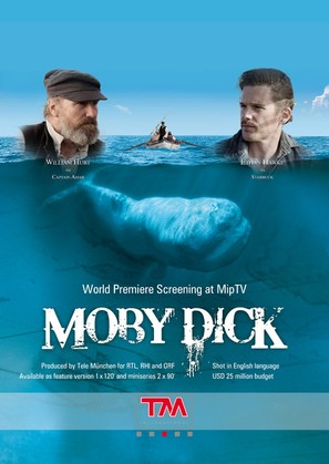 """""""Moby Dick"""" - Movie Poster (thumbnail)"""