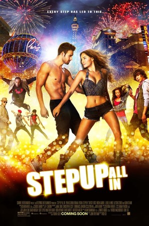 Step Up: All In - Movie Poster (thumbnail)
