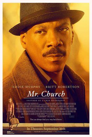 Mr. Church - Movie Poster (thumbnail)