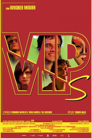 VIPs - Brazilian Movie Poster (thumbnail)