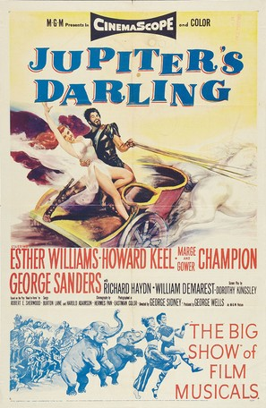 Jupiter's Darling - Movie Poster (thumbnail)