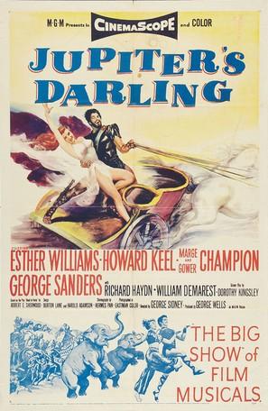 Jupiter's Darling - Movie Poster (thumbnail)