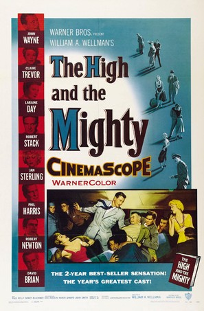 The High and the Mighty - Movie Poster (thumbnail)