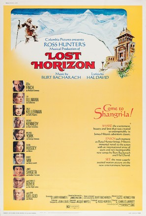Lost Horizon - Movie Poster (thumbnail)
