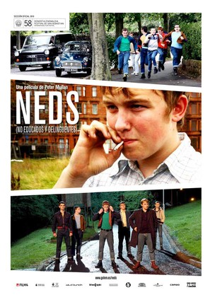 Neds - Spanish Movie Poster (thumbnail)