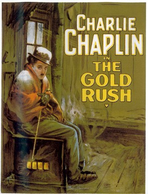 The Gold Rush - Movie Poster (thumbnail)