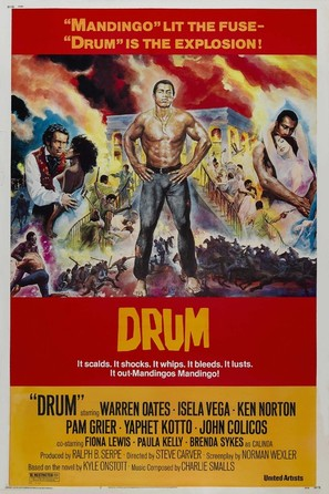 Drum - Movie Poster (thumbnail)