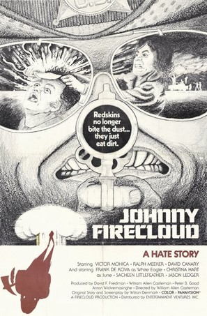 Johnny Firecloud - Movie Poster (thumbnail)