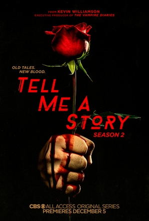 """""""Tell Me a Story"""" - Movie Poster (thumbnail)"""