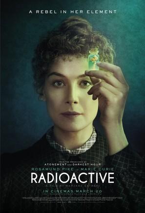 Radioactive - British Movie Poster (thumbnail)