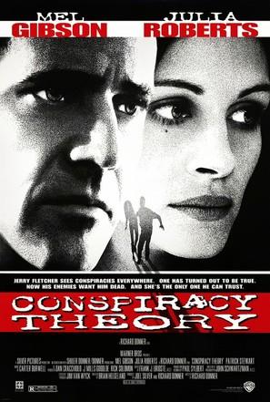 Conspiracy Theory - Movie Poster (thumbnail)