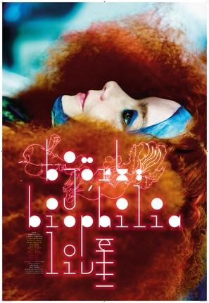 Björk: Biophilia Live - Movie Poster (thumbnail)