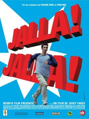 Jalla Jalla - French Movie Poster (thumbnail)