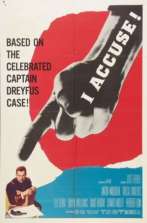 I Accuse! - Movie Poster (thumbnail)