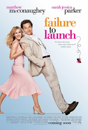 Failure To Launch - Movie Poster (thumbnail)