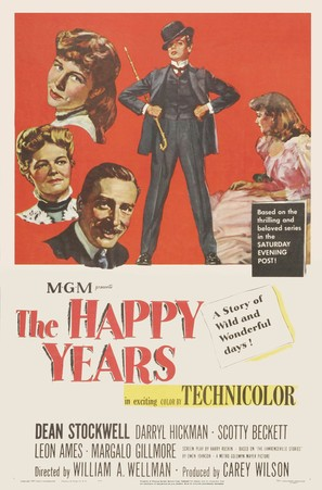 The Happy Years - Movie Poster (thumbnail)