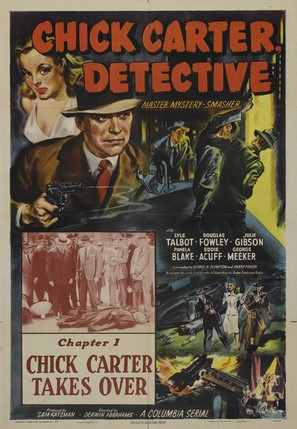 Chick Carter, Detective - Movie Poster (thumbnail)