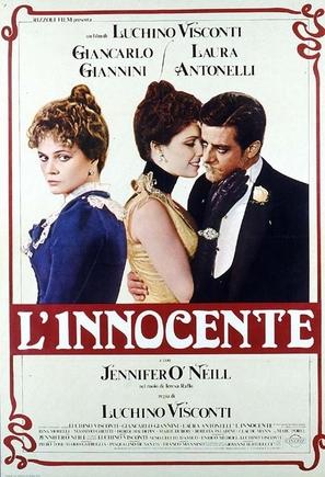 L'innocente - Italian Movie Poster (thumbnail)
