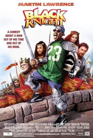 Black Knight - Movie Poster (thumbnail)