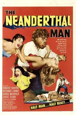 The Neanderthal Man - Movie Poster (thumbnail)