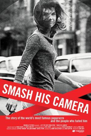 Smash His Camera - Movie Poster (thumbnail)