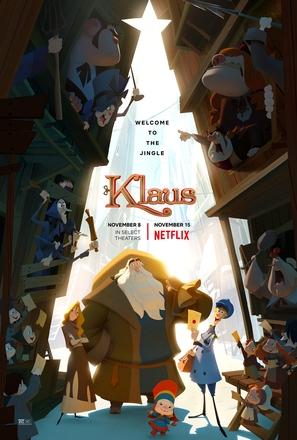 Klaus - Movie Poster (thumbnail)