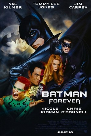 Batman Forever - Movie Poster (thumbnail)