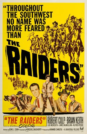 The Raiders - Movie Poster (thumbnail)