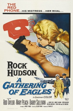 A Gathering of Eagles - Movie Poster (thumbnail)
