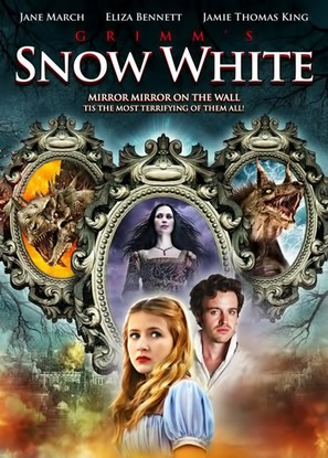 Grimm's Snow White - Movie Cover (thumbnail)