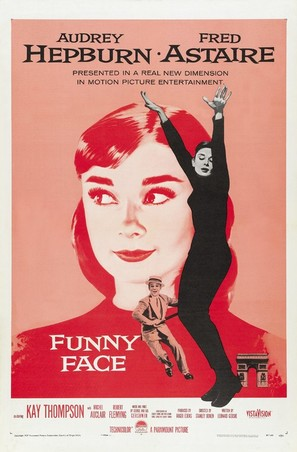 Funny Face - Movie Poster (thumbnail)