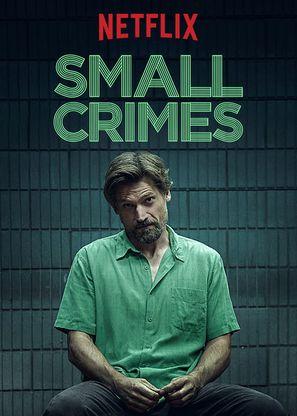 Small Crimes - Movie Poster (thumbnail)
