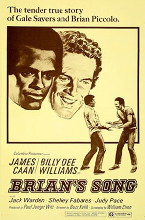 Brian's Song - Movie Poster (thumbnail)