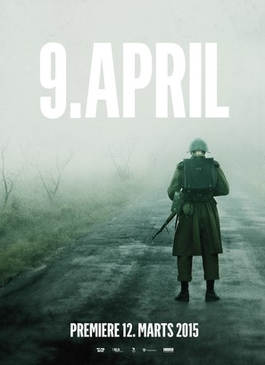 9. april - Danish Movie Poster (thumbnail)