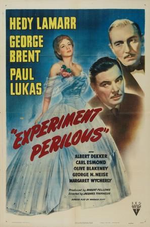Experiment Perilous - Movie Poster (thumbnail)