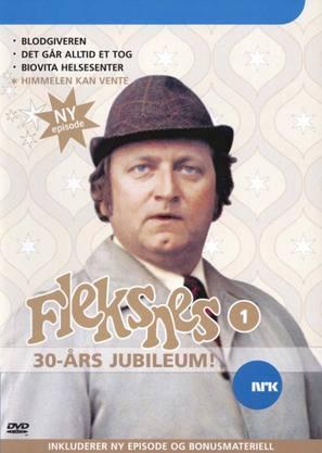 """""""Fleksnes fataliteter"""" - Norwegian DVD movie cover (thumbnail)"""