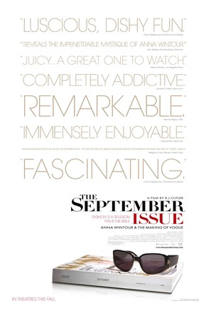The September Issue - Movie Poster (thumbnail)