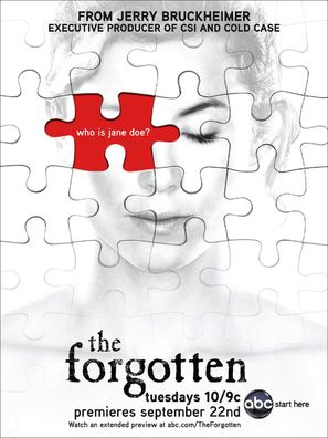 """The Forgotten"" - Movie Poster (thumbnail)"