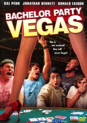 Bachelor Party Vegas - DVD movie cover (thumbnail)