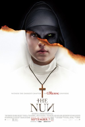 The Nun - Movie Poster (thumbnail)
