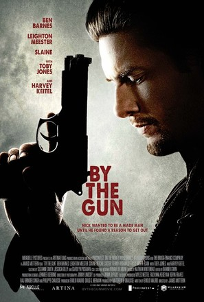 By the Gun - Movie Poster (thumbnail)