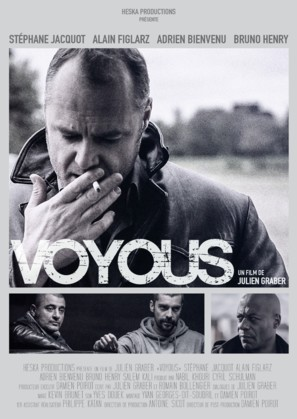 Voyous - French Movie Poster (thumbnail)